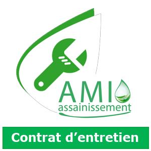 Contrat entretien AMI assainissement